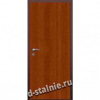 Стальная дверь ВН-013, Ламинат + Ламинат