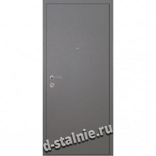 Стальная дверь ВН-005, Порошковое напыление + Порошковое напыление