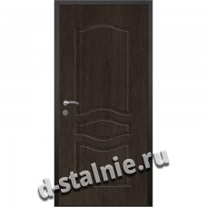 Стальная дверь ВН-014, МДФ + МДФ