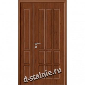 Стальная дверь ВН-017, МДФ + МДФ