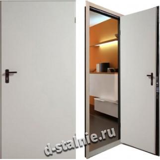 Стальная дверь 103, Нитроэмаль + Нитроэмаль