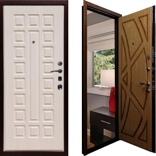 Картинки по запросу Преимущества стальных дверей с окрашенными панелями мдф