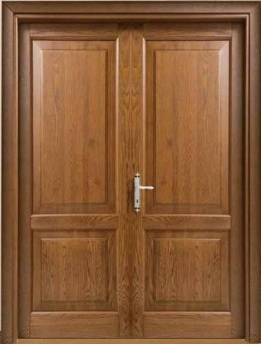входные двери мдф в коттедж